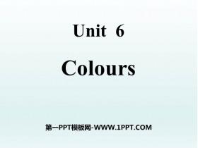 《Colours》PPT�n文�n件