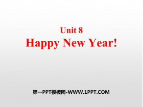 《Happy New Year!》PPT�n件下�d