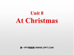 《At Christmas》PPT下�d