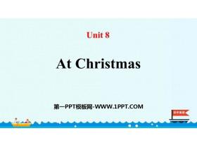 《At Christmas》PPT教�W�n件