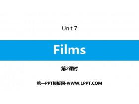 《Films》PPT习题课件(第2课时)