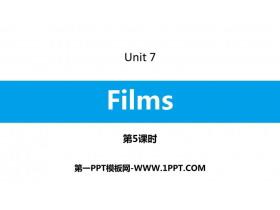 《Films》PPT习题课件(第5课时)