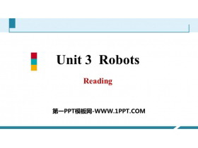 《Robots》Reading PPT习题课件