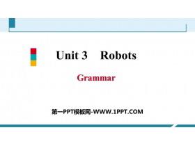 《Robots》Grammar PPT习题课件