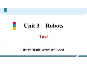 《Robots》Tast PPT习题课件