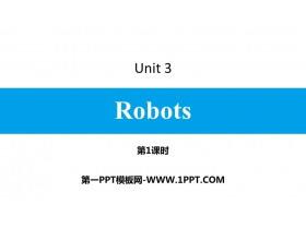 《Robots》PPT习题课件(第1课时)