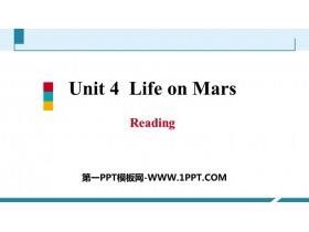 《Life on Mars》Reading PPT习题课件