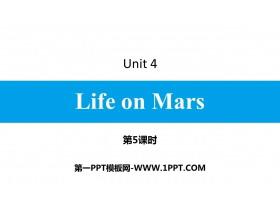 《Life on Mars》PPT��}�n件(第5�n�r)