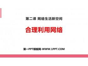 《合理利用网络》PPT精品课件