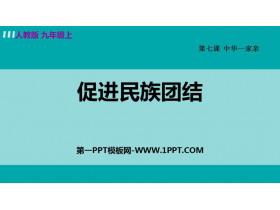 《促进民族团结》PPT精品课件
