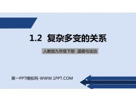 《复杂多变的关系》PPT课件下载