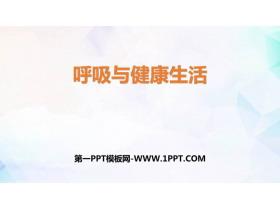 《呼吸与健康生活》PPT课件