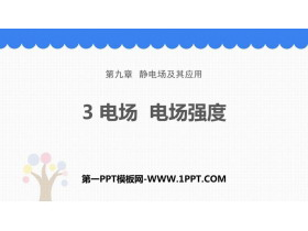 《电场 电场强度》PPT精品课件