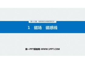 《磁场 磁感线》PPT精品课件