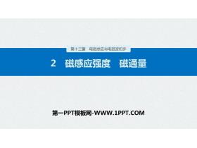 《磁感应强度 磁通量》PPT精品课件