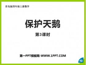 《保护天鹅》PPT教学课件(第3课时)