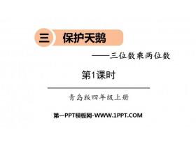 《保护天鹅》PPT课件下载(第1课时)