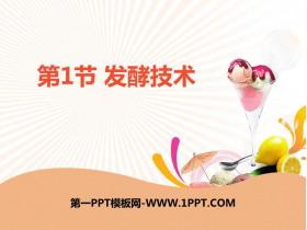 《发酵技术》PPT下载
